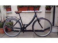 Dutch style Raleigh Singe Speed bike ttt
