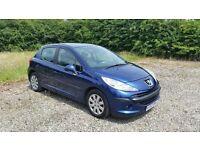 Peugeot 207 1.4 16v S 5dr * Full 12 MOT No Advisories * Only 70K miles * Excellent car *
