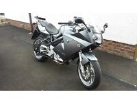 2006 BMW F800ST Graphite Grey May part ex sports bike 600cc to 1000cc