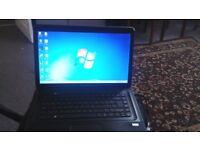 """laptop Compaq CQ58 15.6"""" Intel Pentium, 4GB, 300GB, Black Laptop"""