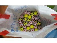 GRADE A- Used Golf Balls, Various Brands, Various Quantities.