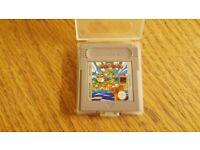 Nintendo Game Boy games Wario Land, Fastest Lap, MULTI-CARTS etc