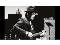Jack White tickets, thursday 28 June, Hammersmith Appollo- less than face value