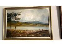 Original Oil Painting by JB Johnston
