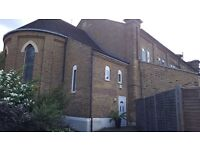 WOW THIS FABULOUS TWO BEDROOM TWO BATHROOM HOUSE WITH GARDEN/ CHURCH CONVERSION STUNNING******