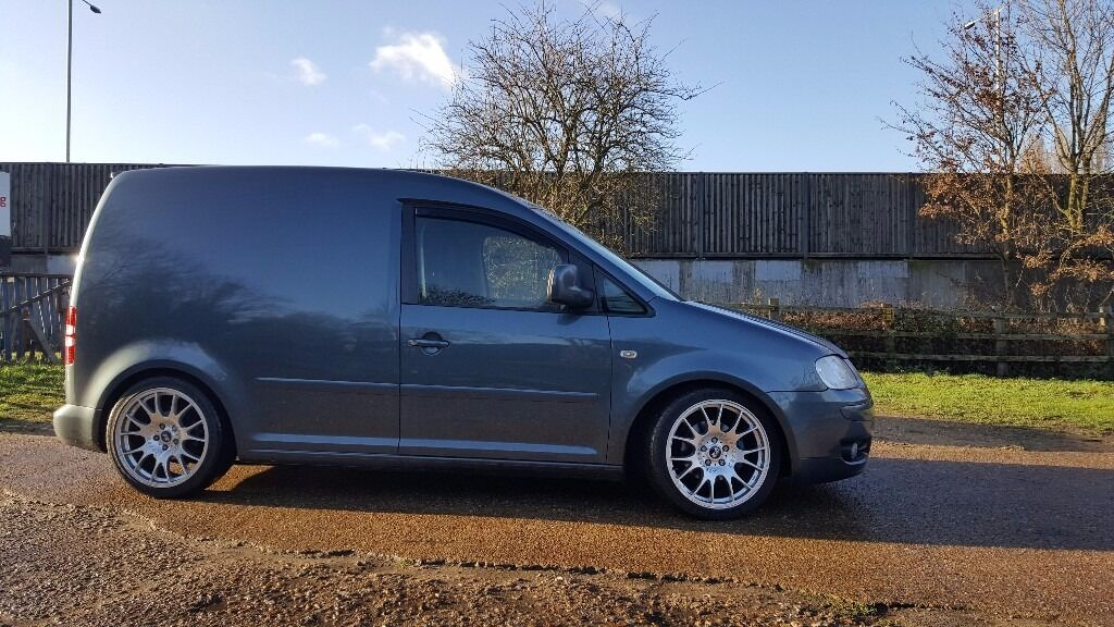 Modified Vw Caddy 1 9 Tdi  2009  09  1 Previous Owner