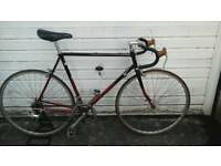 Dawes Lightening retro road bike Reynolds 531