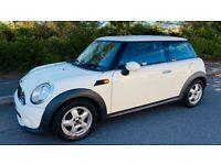 Mini Diesel £0 ROAD TAX, ECONOMIC, 2010, Manual, 1598 (cc), 3 doors