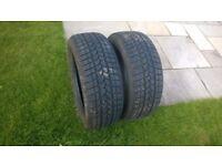 Riken Snowtime B2 Winter Car Tyres 225 50 17 98V XL