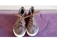 Boys Brown Boots – Size 10