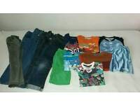Bundle of clothes size 5-6 yrs