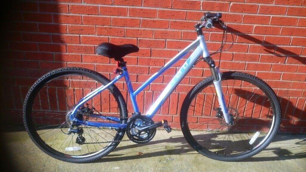Carrera Crossfire 2 Ladies Medium frame bicycle | in Newtownards, County  Down | Gumtree