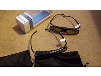 Philips ACTIVE 3D GLASSES PTA509 ORIGINAL