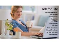 Work from home, earn extra money, immediate start