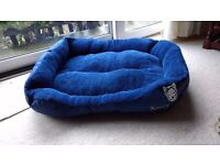 Bunty Deluxe Dog Bed - Brand new