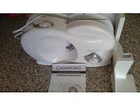 Cookworks electric slicer