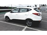 Hyundai ix35 1.7 CRDi SE SUV 5dr + Hyunday 2 Years warranty