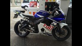 Yamaha R6 price reduced by £500! No offers