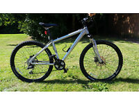"Trek 4300 Disc Mountian Bike - Silver with 16"" Frame"