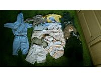 Boys bundle next, GAP and mothercare hardly worn 0-3 3-6 months