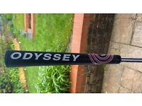 Odyssey putter golf club