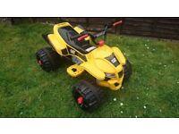 Kid Trax Cat 12V Ride-On ATV Quad