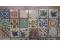 Mexican wall tiles for sale