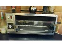 Moulinex stainless steel catering Grill /rotisserie