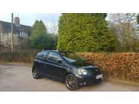 2003 TOYOTA YARIS 1.5 T SPORT NATIONWIDE DELIVERY CREDIT CARD FACILITY GURANTEED £200 PX VALUE
