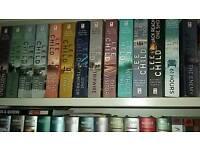 Lee Child Books ( Jack Reacher )