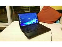 "15.6"" Toshiba Satellite C660-108 i3 2.4GHz CPU 3GB Ram 250GB HDD Windows 10 Laptop"