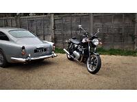 Triumph Bonneville SE - Low mileage