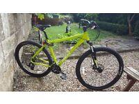 Raleigh-Graben Men's Mountain Bike - Very Good Condition