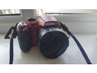 Red Fujifilm Finepix s4530 Camera
