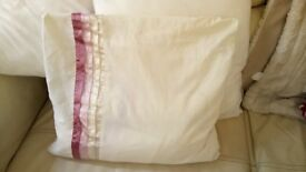Double duvet cover & pillow cases