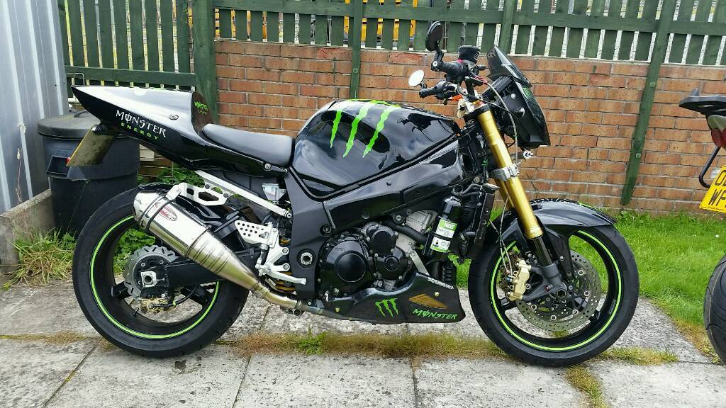 gsxr 1000 streetfighter in perth perth and kinross