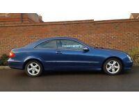 Mercedes CLK 270 CDI Avantgarde Auto (2002/52 Reg) Coupe + HIGH SPEC + LEATHER + FSH + NEW SHAPE +