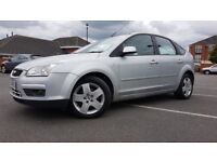 2007 Ford Focus 1.6 with Full History & 12 Months MoT - Hpi clear
