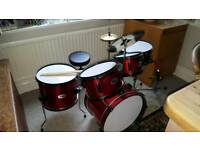Stagg Junior 6 piece drum kit