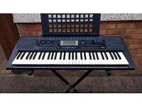 Yamaha PSR-420 Electronic Keyboard