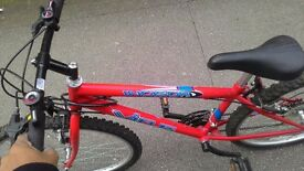 6 * 3 Speed bicycle for sale