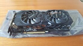 Nvidia GTX 960 OC Windforce Edition 4GB DDR5 Graphics Card