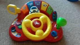 Vtech car toy