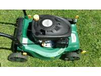 PETROL LAWNMOWER NO GRASSBOX