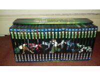 Ben 10 hero vision DVD box set set of 26