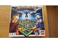 LEGO GAME MINOTAURUS #3841 LABYRINTH BUILDING GAME