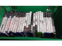 Basket full of 25 ps2 games