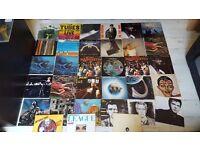 Vinyl records all 3 each