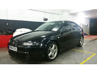 Seat Leon Cupra 2004 54 Breaking Auq Engine Ko3s Turbo All Parts Available Cupra R Rear Bumper