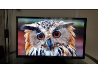 "32"" LED, HD Ready TV Blaupunkt 32/141 with Freeview and USB Media Player(can deliver)."